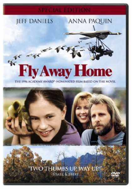 Bestselling Movies (2006) - Fly Away Home (Special Edition) by Carroll Ballard