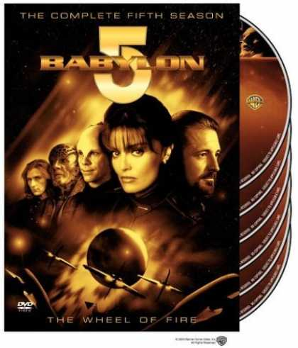 Bestselling Movies (2006) - Babylon 5 - The Complete Fifth Season