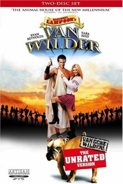Bestselling Movies (2006) - National Lampoon's Van Wilder