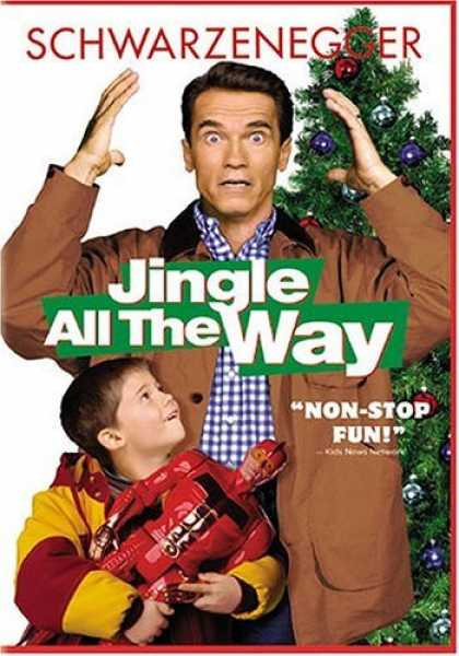 Bestselling Movies (2006) - Jingle All the Way by Brian Levant