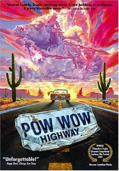 Bestselling Movies (2006) - Pow Wow Highway by Jonathan Wacks