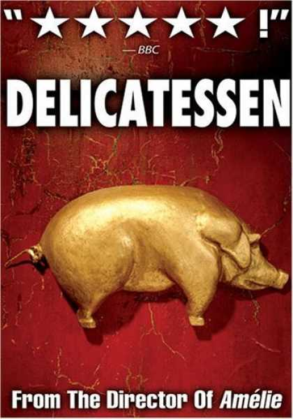 Bestselling Movies (2006) - Delicatessen