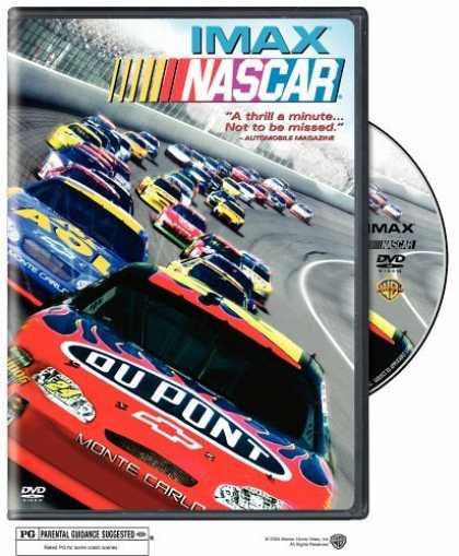 Bestselling Movies (2006) - NASCAR - The IMAX Experience by Simon Wincer