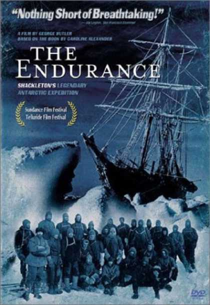 Bestselling Movies (2006) - The Endurance - Shackleton's Legendary Antarctic Expedition by George Butler (II