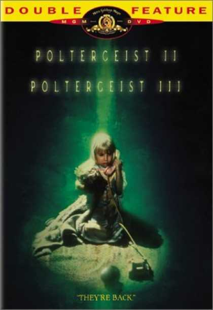 Bestselling Movies (2006) - Poltergeist II/Poltergeist III by Brian Gibson