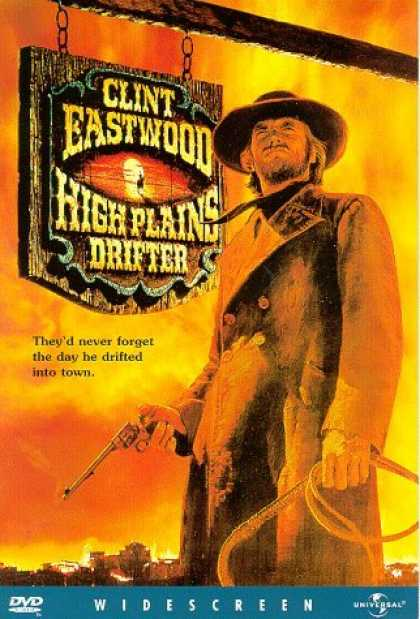 Bestselling Movies (2006) - High Plains Drifter