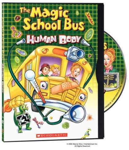 Bestselling Movies (2006) - The Magic School Bus - Human Body by Larry Jacobs