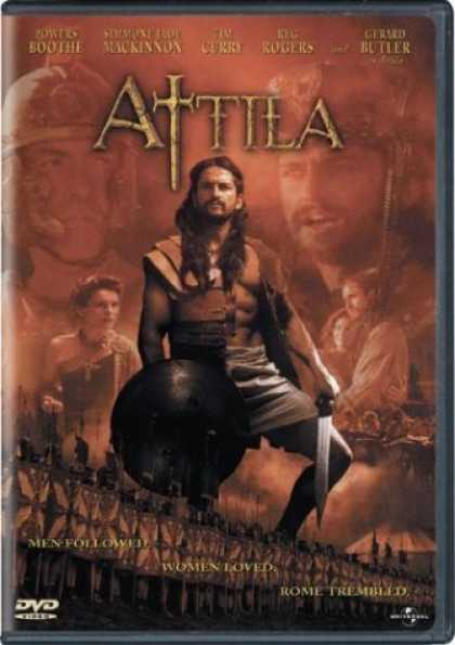 Bestselling Movies (2006) - Attila by Dick Lowry