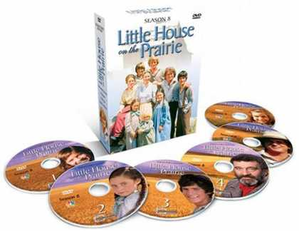 Bestselling Movies (2006) - Little House on the Prairie - The Complete Season 8 by Maury Dexter