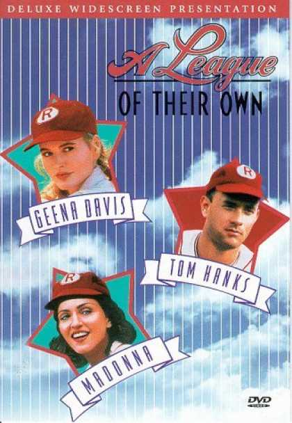 Bestselling Movies (2006) - A League of Their Own by Penny Marshall