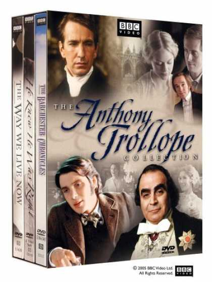 Bestselling Movies (2006) - The Anthony Trollope Collection (The Barchester Chronicles / He Knew He Was Righ
