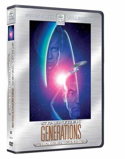 Bestselling Movies (2006) - Star Trek Generations (Special Collector's Edition) by David Carson