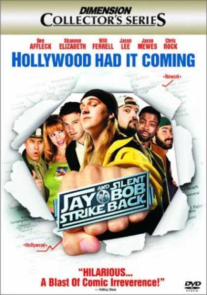 Bestselling Movies (2006) - Jay and Silent Bob Strike Back (Dimension Collector's Series)