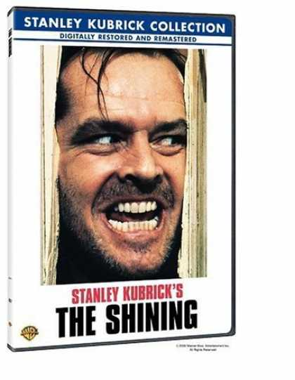 Bestselling Movies (2006) - The Shining by Stanley Kubrick