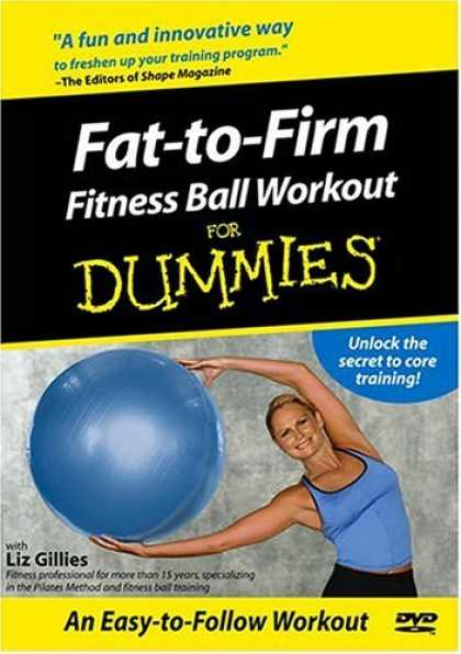 Bestselling Movies (2006) - Fat to Firm Fitness Ball Workout for Dummies