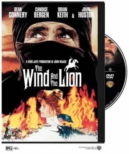Bestselling Movies (2006) - The Wind and the Lion