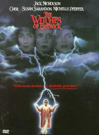 Bestselling Movies (2006) - The Witches of Eastwick by George Miller (II)