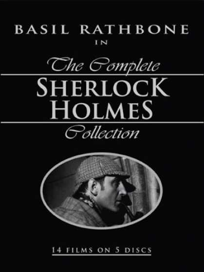 Bestselling Movies (2006) - The Complete Sherlock Holmes Collection by Sidney Lanfield