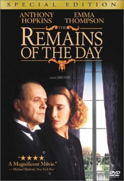 Bestselling Movies (2006) - The Remains of the Day (Special Edition)