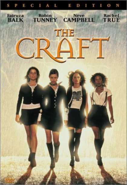 Bestselling Movies (2006) - The Craft: Special Edition by Andrew Fleming