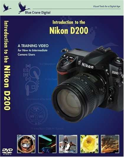 Bestselling Movies (2006) - Introduction to the Nikon D200
