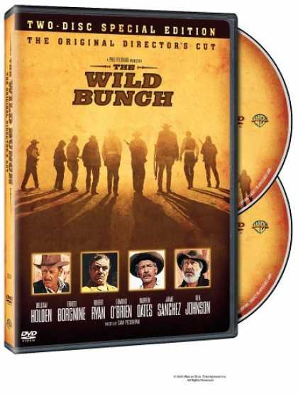 Bestselling Movies (2006) - The Wild Bunch - The Original Director's Cut (Two-Disc Special Edition)