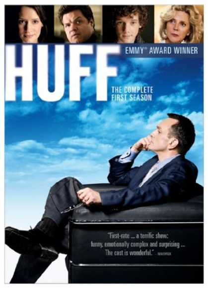 Bestselling Movies (2006) - Huff: The Complete First Season by Tucker Gates