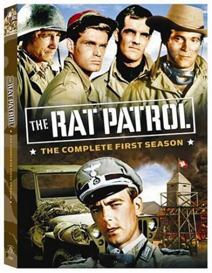 Bestselling Movies (2006) - Rat Patrol - The Complete First Season by Robert Sparr