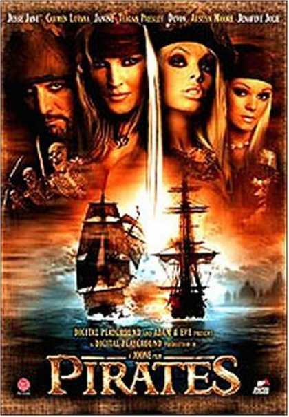 Bestselling Movies (2006) - Pirates (R-Rated Version) by Joone