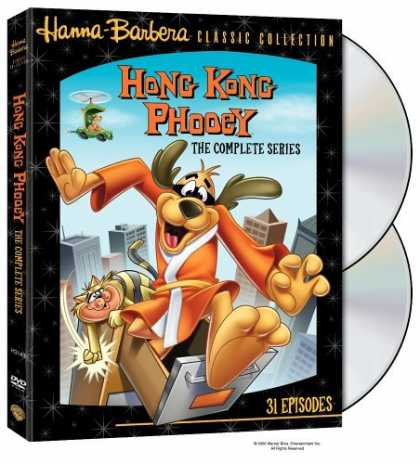 Bestselling Movies (2006) - Hong Kong Phooey - The Complete Series by Charles A. Nichols