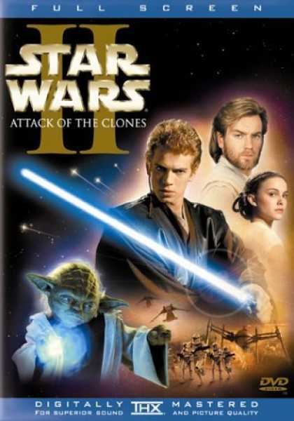 Bestselling Movies (2006) - Star Wars - Episode II, Attack of the Clones (Full Screen Edition) by George Luc