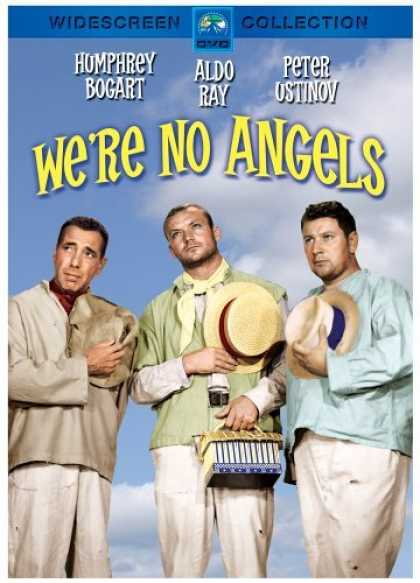 Bestselling Movies (2006) - We're No Angels by Michael Curtiz