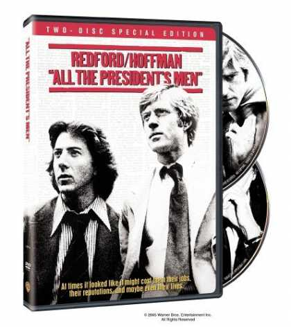 Bestselling Movies (2006) - All the President's Men (Two-Disc Special Edition) by Alan J. Pakula