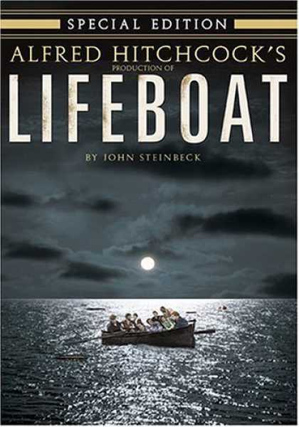 Bestselling Movies (2006) - Lifeboat (Special Edition) by Alfred Hitchcock