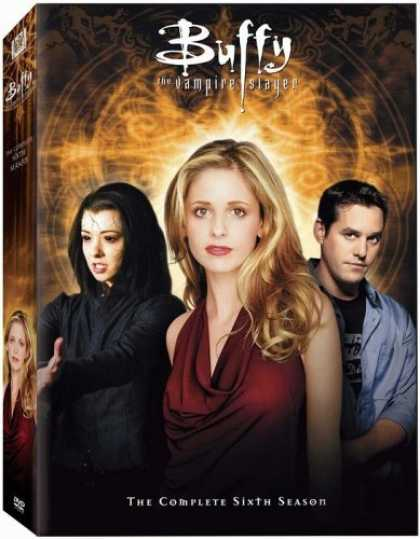 Bestselling Movies (2006) - Buffy the Vampire Slayer - The Complete Sixth Season (Slim Set)
