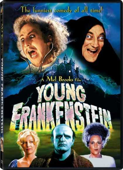 Bestselling Movies (2006) - Young Frankenstein