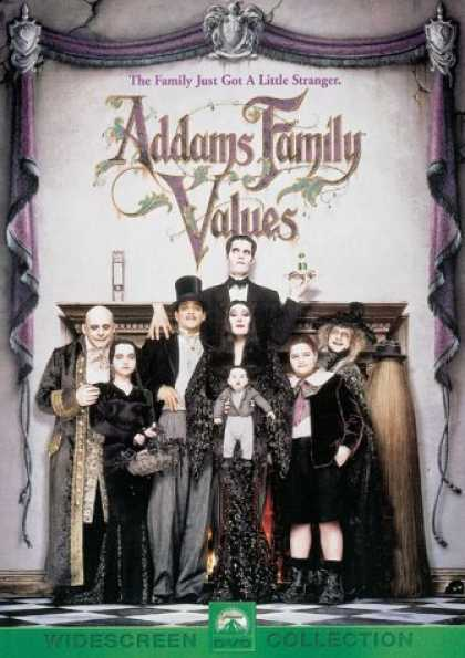 Bestselling Movies (2006) - Addams Family Values