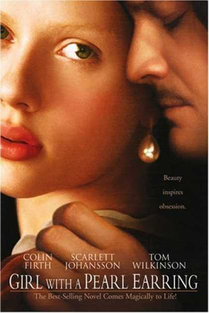 Bestselling Movies (2006) - Girl With a Pearl Earring by Peter Webber