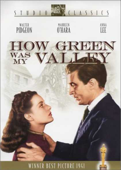 Bestselling Movies (2006) - How Green Was My Valley (1941) by John Ford