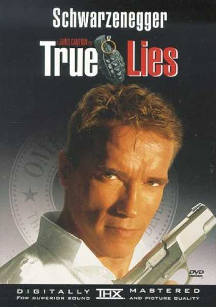 Bestselling Movies (2006) - True Lies by James Cameron