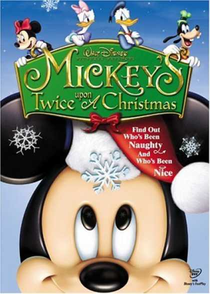 Bestselling Movies (2006) - Mickey's Twice Upon a Christmas by Theresa Pettengill