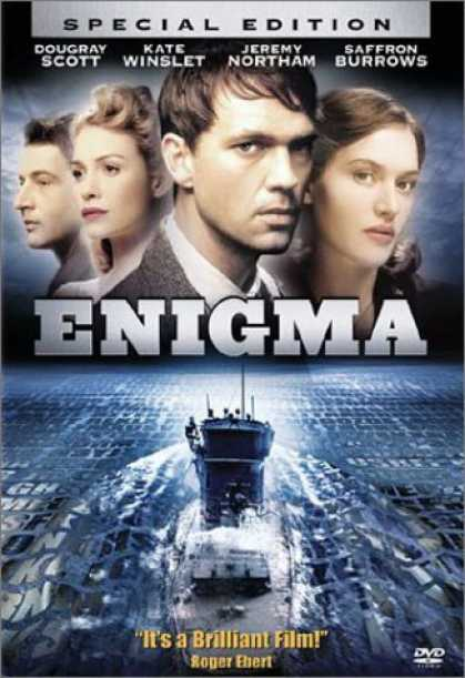 Bestselling Movies (2006) - Enigma (Special Edition) by Michael Apted