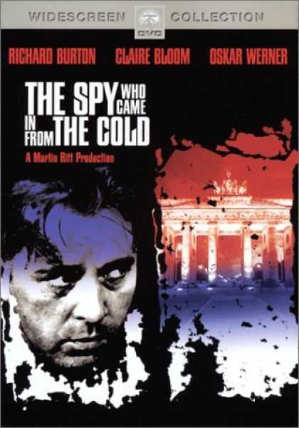 Bestselling Movies (2006) - The Spy Who Came in from the Cold by Martin Ritt