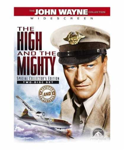 Bestselling Movies (2006) - The High and the Mighty (Two-Disc Collector's Edition) by William A. Wellman