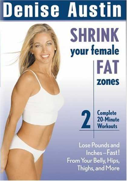 Bestselling Movies (2006) - Shrink Your Female Fat Zones