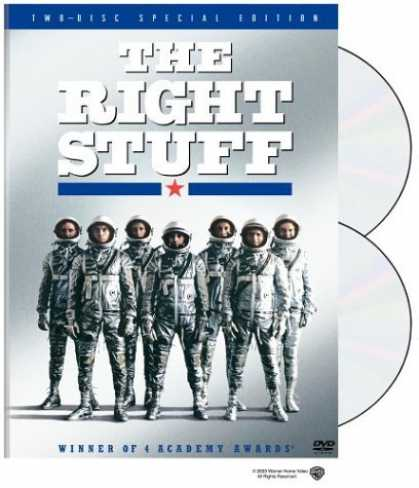Bestselling Movies (2006) - The Right Stuff (Two-Disc Special Edition) by Philip Kaufman
