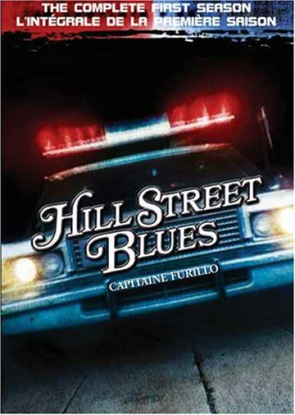 Bestselling Movies (2006) - Hill Street Blues - Season 1 by Lawrence Levy (II)