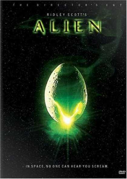 Bestselling Movies (2006) - Alien - The Director's Cut (Collector's Edition) by Ridley Scott