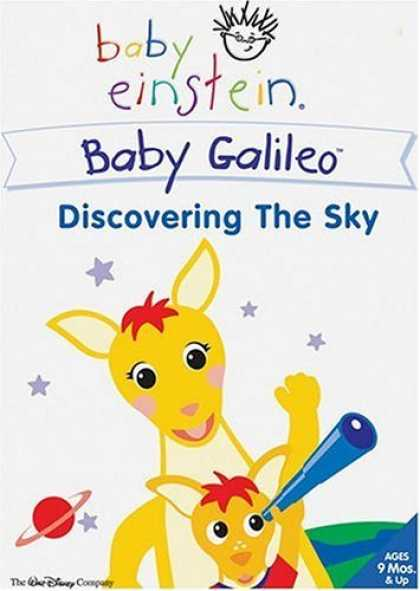 Bestselling Movies (2006) - Baby Einstein - Baby Galileo - Discovering the Sky