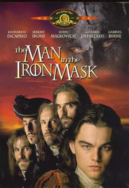Bestselling Movies (2006) - The Man in the Iron Mask by Randall Wallace